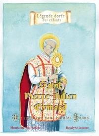 Saint Pierre-Julien Eymard - Un escabeau pour écouter Jésus.pdf