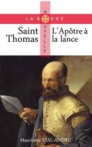 Corridashivernales.be Saint Thomas - L'apôtre à la lance Image