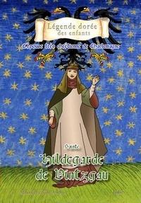 Histoiresdenlire.be Sainte Hildegarde de Vintzgau - L'épouse très chrétienne de Charlemagne Image