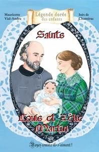 Histoiresdenlire.be Saints Louis et Zélie Martin Image