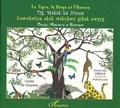 Mauricienne Fortino - Le Tigre, le Singe et l'Homme - Conte de Guyane français-créole-palikur-portuguais.