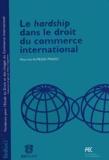 Mauricio Almeida Prado - Le hardship dans le droit du commerce international.