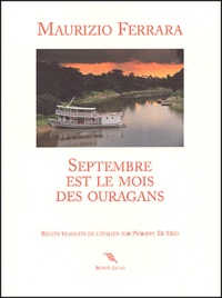 Maurizio Ferrara - Septembre est le mois des ouragans.