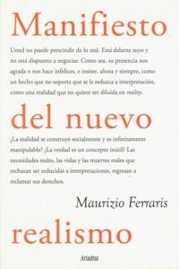Maurizio Ferraris - Manifiesto del nuevo realismo.