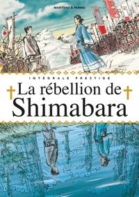 Maurizio Mantero et Gabrièle Parma - Shimabara Intégrale prestige : La rébellion de Shimabara.