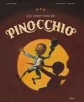 Maurizio Quarello et Carlo Collodi - Les aventures de Pinocchio.