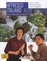 Maurizio Trifone et Antonella Filippone - Affresco Italiano A1.