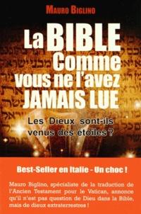 Mauro Biglino - La Bible comme vous ne l'avez jamais lue - Les Dieux sont-ils venus des étoiles ?.