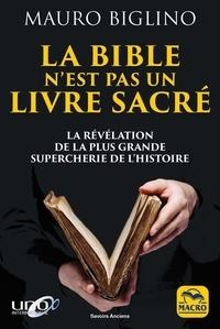 Mauro Biglino - La Bible n'est pas un livre sacré.