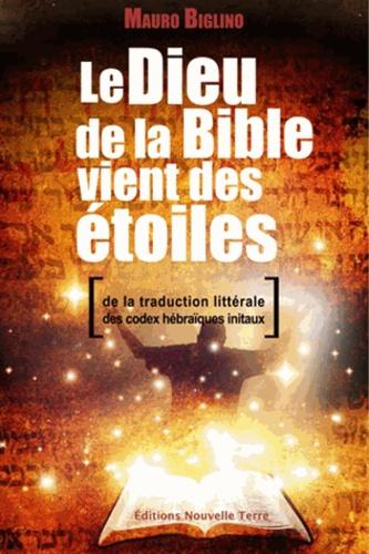Mauro Biglino - Le Dieu de la Bible vient des étoiles - De la traduction littérale des codex hébraïques initiaux.
