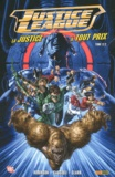 Mauro Cascioli et James Robinson - Justice League Tome 2 : La justice à tout prix.