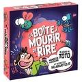 Mauro Mazzari - La boîte à mourir de rire - Blagues de Toto ; Monsieur & madame ; Devinettes hilarantes !!!.