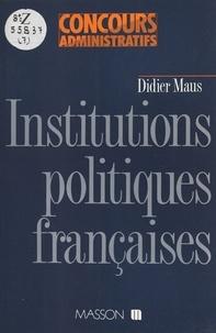 Maus - Institutions politiques françaises.