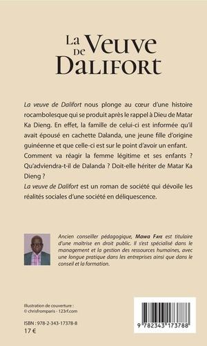 La veuve de Dalifort