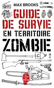 Lien de téléchargement gratuit d'ebook Guide de survie en territoire zombie par Max Brooks (Litterature Francaise) 9782253134640