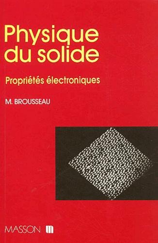 Max Brousseau - .