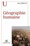 Max Derruau - Géographie humaine.
