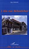 Max Diomar - 1 bis rue Schoelcher.