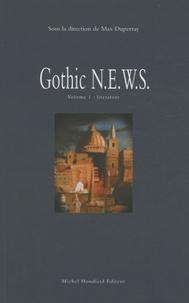 Max Duperray - Gothic N.E.W.S. - Volume 1, Literature.