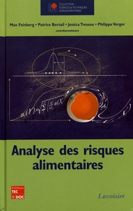 Max Feinberg et Patrice Bertail - Analyse des risques alimentaires.