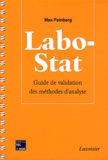 Max Feinberg - Labo-Stat - Guide de validation des méthodes d'analyse.