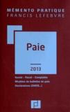 Max Floridia et Christine Clerin - Paie - Social, Fiscal, Comptable, Modèles de bulletins de paie, Déclarations (DADS...).