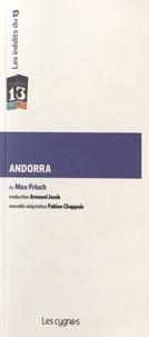 Max Frisch - Andorra.