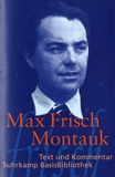 Max Frisch - Montauk.