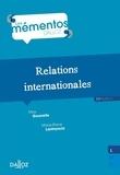Max Gounelle et Marie-Pierre Lanfranchi - Relations internationales - 11e éd..