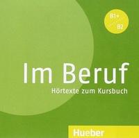 Hueber - Im Beruf B1 B2 audio CD. 1 CD audio