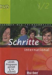 Hueber - Schritte international 1/2. 1 DVD