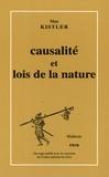 Max Kistler - Causalité et lois de la nature.