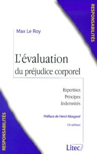 Lévaluation du préjudice corporel. 15ème édition.pdf