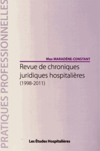Deedr.fr Revue de chroniques juridiques hospitalières (1998-2011) Image