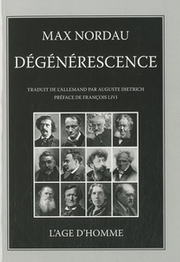 Max Nordau - Dégénérescence.