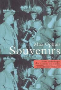 Max Ophüls - .