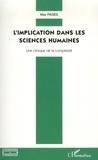 Max Pagès - L'implication dans les sciences humaines - Une clinique de la complexité.