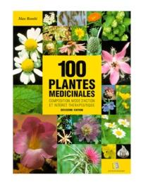 Ucareoutplacement.be 100 plantes médicinales - Composition, mode d'action et intérêt thérapeutique Image