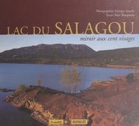 Max Rouquette et Daniel Faure - Lac du Salagou - Miroir aux cent visages.