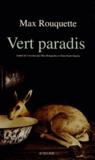 Max Rouquette - Vert paradis - Livres I et II.