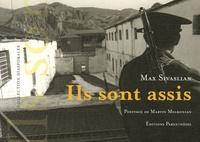 Max Sivaslian - Ils sont assis.