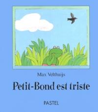 Max Velthuijs - Petit-Bond est triste.