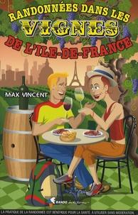 Max Vincent - Randonnées dans les vignes de l'Ile-de-France.