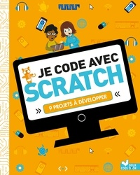 Max Wainewright - Je code avec Scratch.