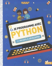 Max Wainewright - Je programme avec Python.