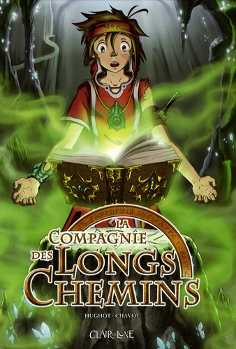 Maxa' et  Hughot - La Compagnie des Longs Chemins.