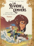 Maxe L'Hermenier et  Djet - La rivière à l'envers Tome 2 : Hannah.