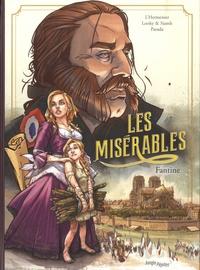 Maxe L'Hermenier et  Looky - Les Misérables Tome 1 : Fantine.