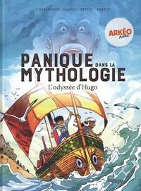 Maxe L'Hermenier et Fabien Clavel - Panique dans la mythologie Tome 1 : L'Odyssée d'Hugo.