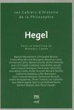 Maxence Caron et Myriam Bienenstock - Hegel.